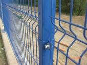 Panel Prosty podwójny drut fi 6+6+5